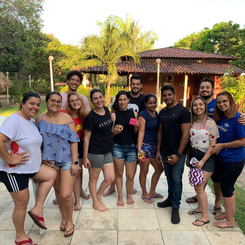 Gincana do time CJFlash promove integração e engajamento social