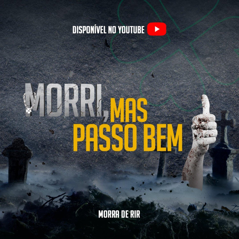 Morri, mas passo bem!, o canal no YouTube do CEMI e criação CJFlash