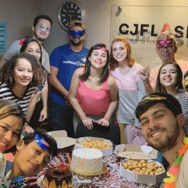 Ow abre alas…equipe CJFlash ativou o modo carnavalesco
